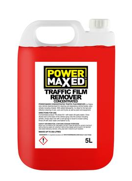 Power Maxed Traffic Film Remover 5 litre
