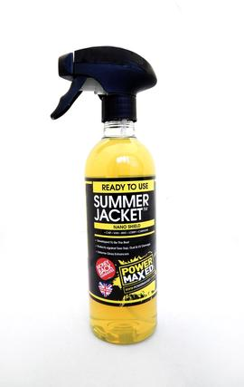 Power Maxed Summer Jacket 500ml