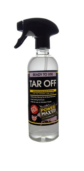 Power Maxed Tar Off 500ml