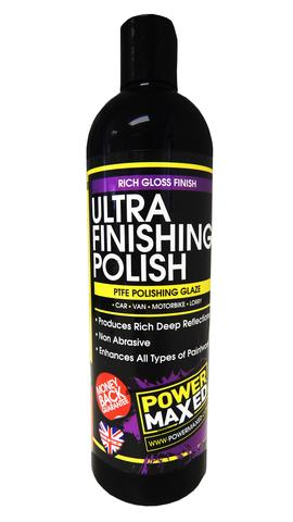 Power Maxed Ultra Finishing Polish 500ml