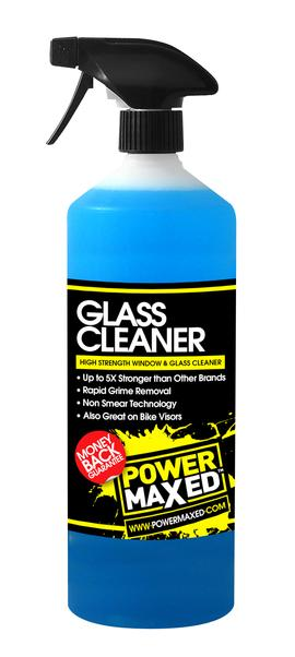 Power Maxed Window Glass Cleaner 1 litre