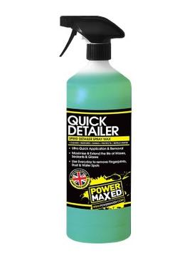 Power Maxed Quick Detailer 1 litre