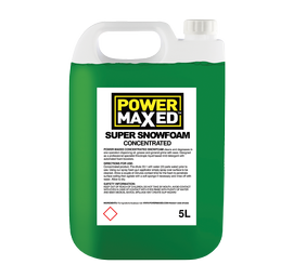 Power Maxed Blizzard Snow Foam 5 litre