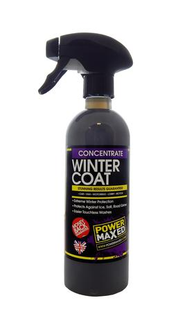 Power Maxed Winter Coat 500ml
